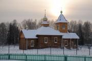 Церковь Успения Пресвятой Богородицы - Красный Яр - Ижморский район - Кемеровская область