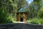 Часовня Иоанна Воина - Елизаветинский бор, урочище - Юргамышский район - Курганская область