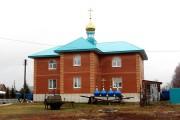 Домовая церковь Сергия Радонежского (строящаяся) - Эмеково - Волжский район и г. Волжск - Республика Марий Эл