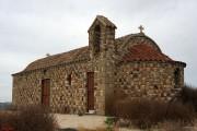 Михаило-Архангельский женский монастырь. Неизвестная церковь - Аналиондас - Никосия - Кипр