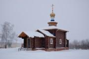 Церковь Казанской иконы Божией Матери - Рысли - Моршанский район и г. Моршанск - Тамбовская область