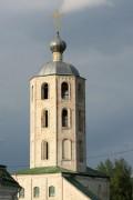 Церковь Иоанна Милостивого в колокольне собора Троицы Живоначальной - Цивильск - Цивильский район - Республика Чувашия