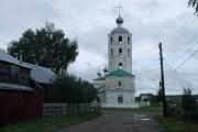 Цивильск. Иоанна Милостивого в колокольне собора Троицы Живоначальной, церковь