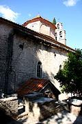 Свято-Никольский монастырь. Церковь Николая Чудотворца - Свети-Стефан - Черногория - Прочие страны