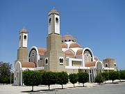 Георгиевский монастырь. Церковь Георгия Победоносца (новая) - Ларнака - Ларнака - Кипр