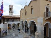 Успенский Богородичный монастырь - Идра (Ύδρα) - Аттика (Ἀττική) - Греция