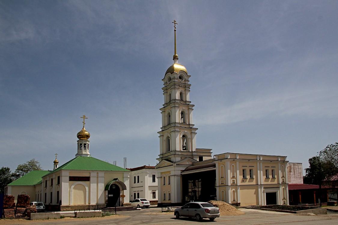 Самарская область, Богатовский район, Богатое. Никольский мужской монастырь, фотография.
