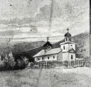 Церковь Николая Чудотворца (старая) - Никольское - Алеутский район - Камчатский край