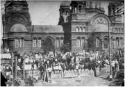 Церковь Троицы Живоначальной (старая) - Лысьва - Лысьва, город - Пермский край