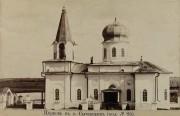 Церковь Димитрия Угличского - Сычёво - Варгашинский район - Курганская область