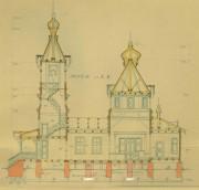 Церковь Троицы Живоначальной в Курганской - Курган - Курган, город - Курганская область