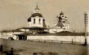 Троицкий женский монастырь. Надвратная церковь Александра Свирского - Пенза - Пенза, город - Пензенская область