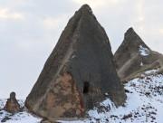 Неизвестная часовня - Гёреме - Невшехир - Турция