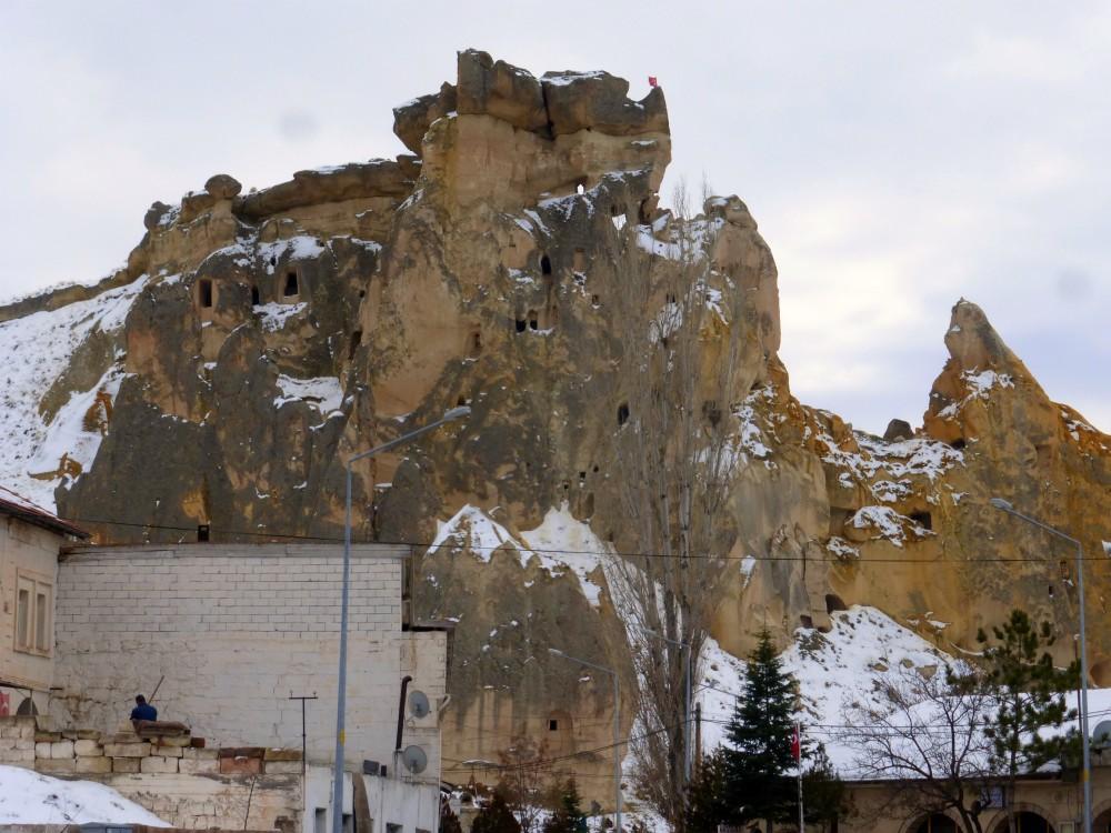 Монастырь, Чавушин