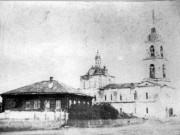 Церковь Иоанна Предтечи - Верхняя Теча - Катайский район - Курганская область
