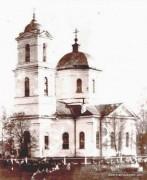 Церковь Богоявления Господня - Красноусольский - Гафурийский район - Республика Башкортостан