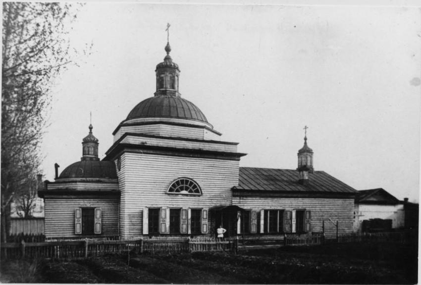 Часовня Успения Пресвятой Богородицы Часовенного согласия, Екатеринбург