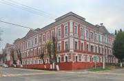 Домовая церковь Кирилла и Мефодия при бывшей Духовной семинарии - Рыльск - Рыльский район - Курская область