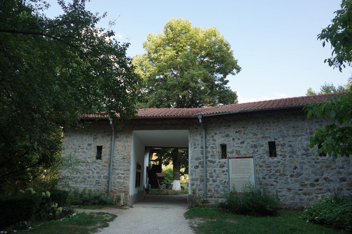 Земенский Иоанно-Богословский монастырь, Земен