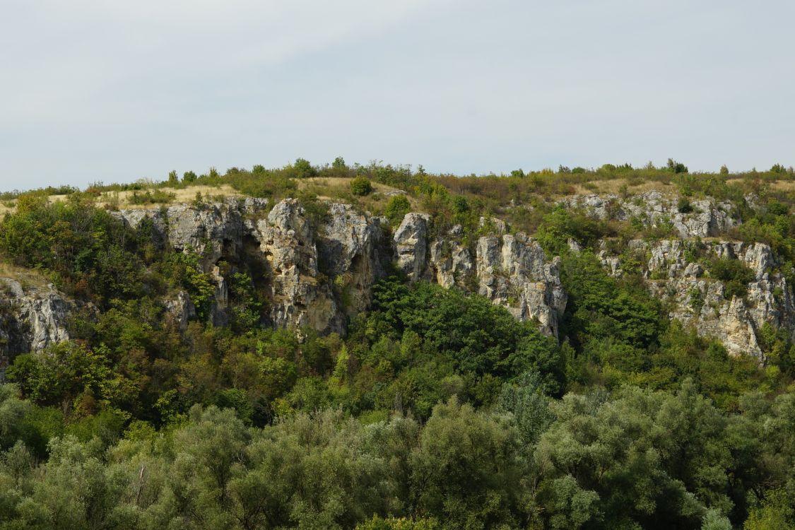 Болгария, Русенская область, Иваново. Ивановский Михайловский монастырь, фотография.