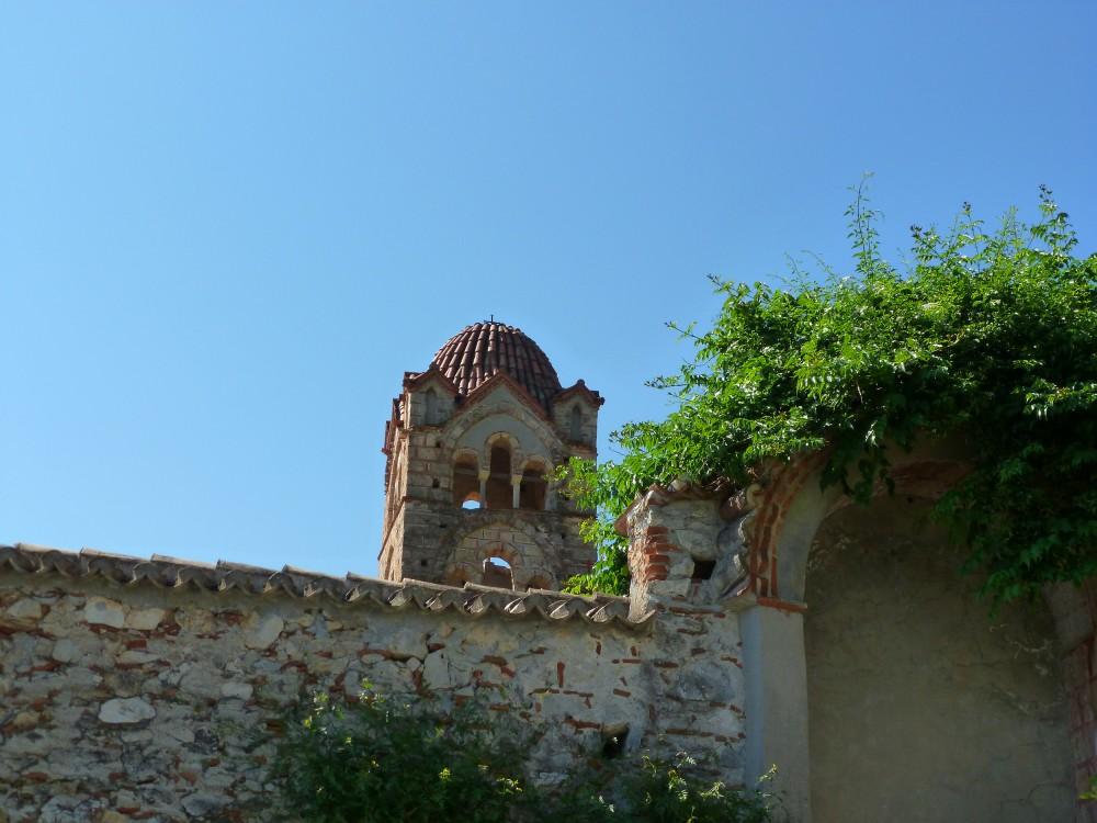 Монастырь Пантанасса, Мистрас