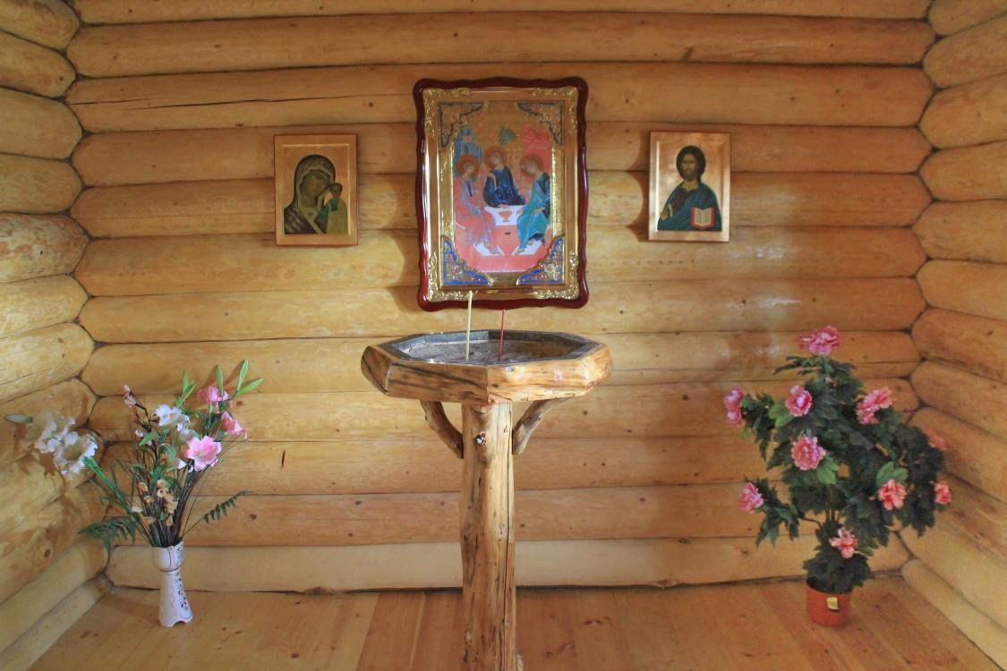 Часовня Троицы Живоначальной, Зелёный Берег