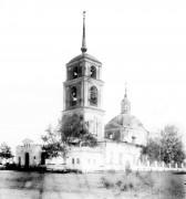 Церковь Рождества Христова - Ольховка - Шадринский район и г. Шадринск - Курганская область
