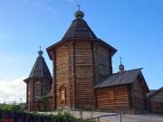Троицкий Феодоритов Кольский мужской монастырь. Церковь Феодорита Кольского - Мурманск - Мурманск, город - Мурманская область