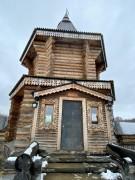 Луостари. Трифонов Печенгский монастырь в Луостари. Часовня Сретения Господня