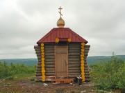 Неизвестная часовня - Высота 206 - Печенгский район - Мурманская область