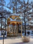Успенский Иосифо-Волоцкий монастырь. Часовня-сень - Теряево - Волоколамский городской округ - Московская область