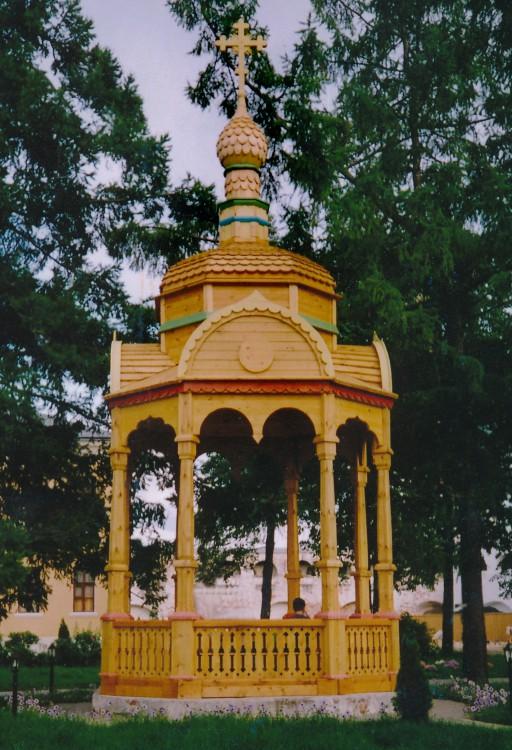 Успенский Иосифо-Волоцкий монастырь. Часовня-сень, Теряево