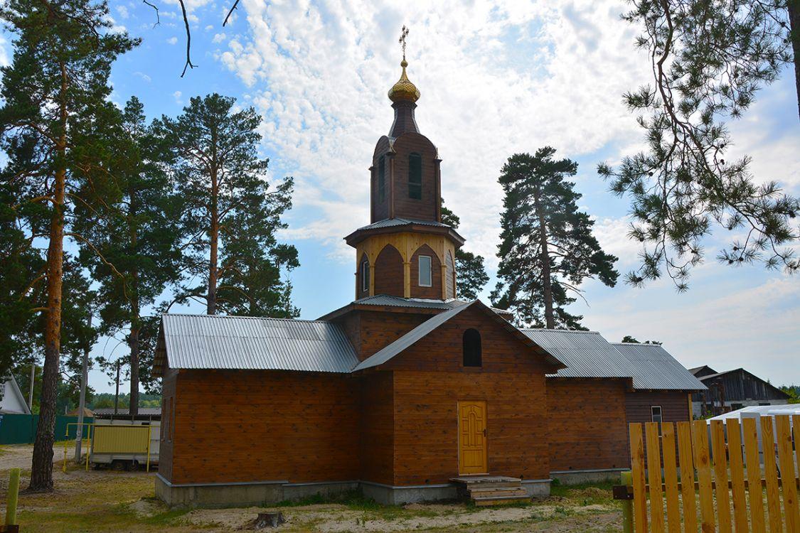 Курганская область, Кетовский район, Старый Просвет. Церковь иконы Божией Матери