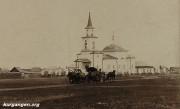 Церковь Троицы Живоначальной (старая) - Половинное - Половинский район - Курганская область