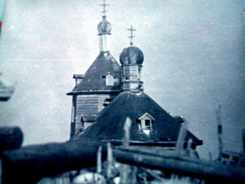 Церковь Петра и Павла, Бугровое