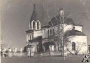 Церковь Михаила Архангела - Долговка - Куртамышский район - Курганская область