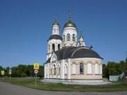 Церковь Татианы - Большая Рига - Шумихинский район - Курганская область