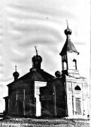 Церковь Гавриила Архангела (единоверческая) - Ерохина - Юргамышский район - Курганская область