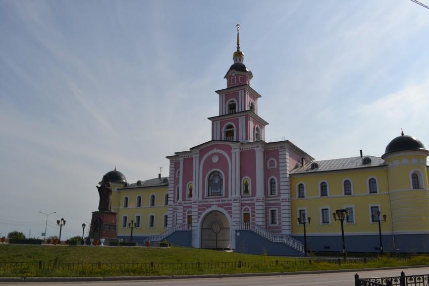 Домовая церковь Иннокентия, митрополита Московского при духовной семинарии, Якутск