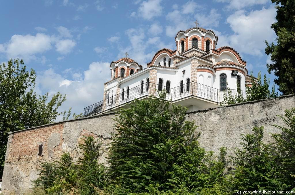 Троицкий монастырь, Эдесса
