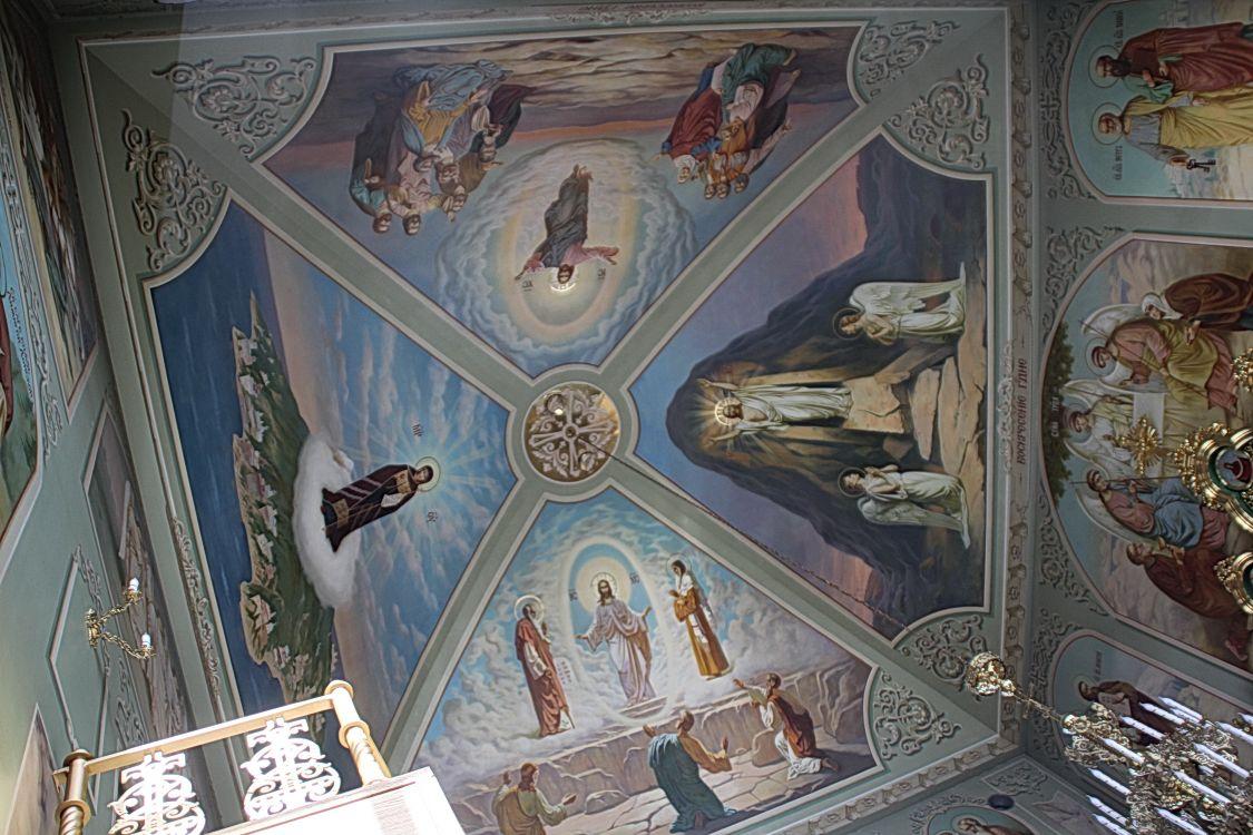 Церковь Троицы Живоначальной на Сухоне, Шуйское
