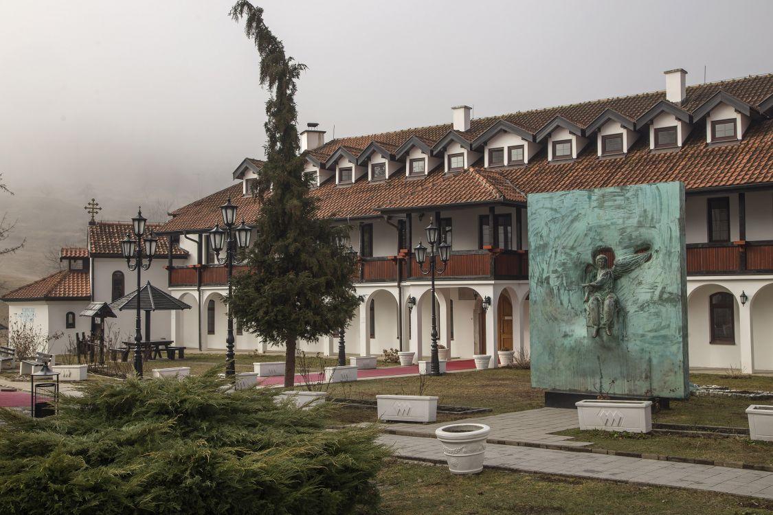 Милешевский Вознесенский монастырь, Милешево