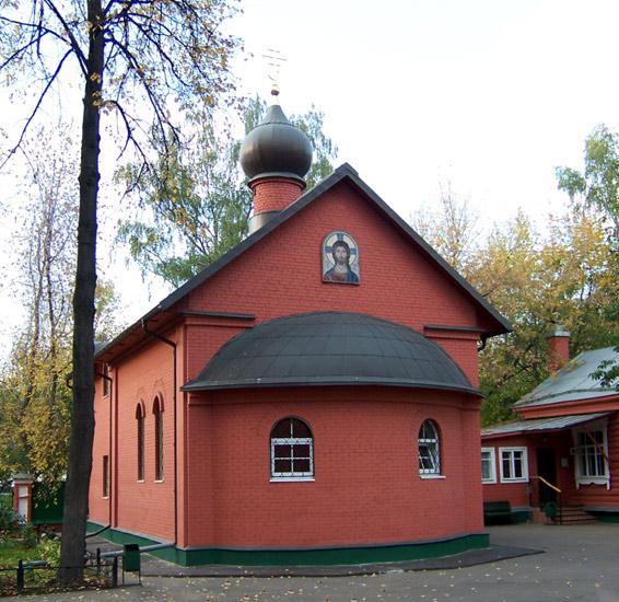 Часовня Спаса Нерукотворного Образа в Бабушкине, Москва