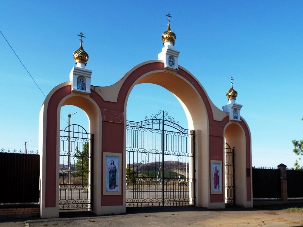 Спасо-Преображенский монастырь, Ямаш (Ближние Ямаши)