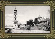 Иверский женский монастырь. Церковь Николая Чудотворца в колокольне (утраченная) - Самара - Самара, город - Самарская область