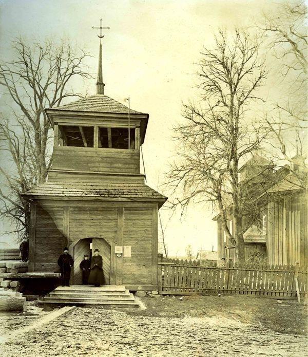 Церковь Николая Чудотворца, Смолевичи