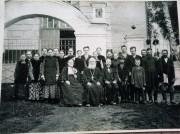 Церковь Покрова Пресвятой Богородицы - Андроново - Ферзиковский район - Калужская область