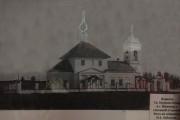 Церковь Илии Пророка - Инжевер (Инжевор), урочище - Первомайский район - Ярославская область