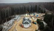 Церковь Петра и Февронии - Залесное - Касимовский район и г. Касимов - Рязанская область