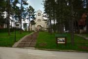 Церковь Спаса Преображения - Златибор - Златиборский округ - Сербия
